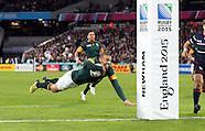 RWC 2015 - South Africa v USA