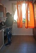 &quot;Casa dei Mirti&quot; a Palermo, comunit&agrave; alloggio per minori migranti non accomapagnati.<br /> &quot;Casa dei Mirti&quot; community for unaccompanied foreign minors.