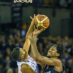 Glasgow Rocks v Surrey Heat | British Basketball League | 6 October 2013