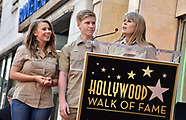 Steve Irwin honored with posthumous star - 26 April 2018