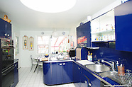Blue Kitchen & Open Spaces