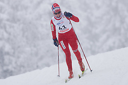 Ingrid Aunet Tyldum of Norway at Ladies 1.4 km Free Sprint Competition of Viessmann Cross Country FIS World Cup Rogla 2009, on December 19, 2009, in Rogla, Slovenia. (Photo by Vid Ponikvar / Sportida)