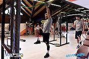 DESCRIZIONE: Folgaria ritiro nazionale italiana maschile - Allenamento in Palestra<br /> GIOCATORE: Stefano Tonut<br /> CATEGORIA: Nazionale Maschile Senior<br /> GARA: Folgaria Ritiro Nazionale Italiana Maschile - Allenamento in Palestra<br /> DATA: 10/06/2016<br /> AUTORE: Agenzia Ciamillo-Castoria