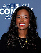 Aisha Tyler attends the 2014 American Comedy Awards at the Hammerstein Ballroom in New York City, New York on April 26 2014.