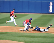 Ole Miss vs. North Carolina-Wilmington at Oxford-University Stadium in Oxford, Miss. on Sunday, February 26, 2012..