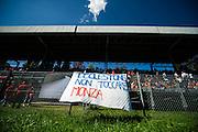 September 3-5, 2015 - Italian Grand Prix at Monza: Save Monza sign