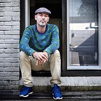 Nederland, Hilversum , 16 september 2014.<br /> regisseur Remko Geursen<br /> Foto:Jean-Pierre Jans