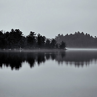 Another shot of the lake in the early morning. Quiet, still and captivating.
