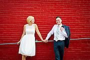 Stock photography of a wedding couple in Eureka Springs, Arkansas.