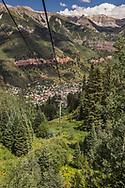 Gondola, Telluride, Colorado