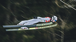16.02.2020, Kulm, Bad Mitterndorf, AUT, FIS Ski Flug Weltcup, Kulm, Herren, 2. Wertungsdurchgang, im Bild Anders Haare (NOR) // Anders Haare of Norway during his 2nd Competition Jump for the men's FIS Ski Flying World Cup at the Kulm in Bad Mitterndorf, Austria on 2020/02/16. EXPA Pictures © 2020, PhotoCredit: EXPA/ Dominik Angerer