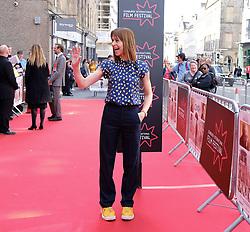 Edinburgh International Film Festival 2019<br /> <br /> Mrs Lowry (UK Premiere, closing night gala)<br /> <br /> Pictured: Kate Dickie<br /> <br /> Aimee Todd | Edinburgh Elite media