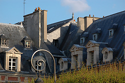 What is now called Maison de Victor Hugo was where Victor Hugo wrote Les Miserables. He lived there from 1832 to 1848, when it was called Hôtel de Rohan-Guéménée