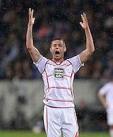 Fussball 1. Bundesliga 2012/2013: Relegation  Bundesliga / 2. Liga  TSG 1899 Hoffenheim  - 1. FC Kaiserslautern          23.05.2013 Ariel Borysiuk (1. FC Kaiserslautern)
