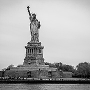 Statue of Liberty. New York, NY. USA.