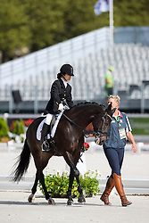 Laurentia Yen Yi Tan, (SIN), Ruben James 2 - Individual Test Grade Ia Para Dressage - Alltech FEI World Equestrian Games™ 2014 - Normandy, France.<br /> © Hippo Foto Team - Jon Stroud <br /> 25/06/14