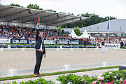 Hoekman<br /> Excellent Dressage Sales<br /> Longines FEI/WBFSH World Breeding Dressage Championships for Young Horses 2016<br /> © DigiShots