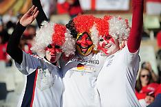 Germany v England - Ambience