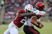 Aug 31, 2018-NCAA Football-San Diego State at Stanford
