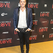 NLD/Amsterdam/20181126 - premiere All You Need Is Love, Jaap Reesema