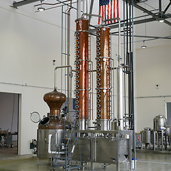 Distillery in Alameda, California