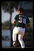 1993 Hurricanes Baseball