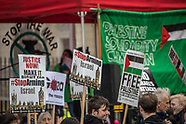7 Apr 2018 - Hundreds rally in central London to demand an end to the killing in Gaza.