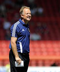 Bristol City Head coach, Sean O'Driscoll - Photo mandatory by-line: Joe Meredith/JMP - Tel: Mobile: 07966 386802 13/07/2013 - SPORT - FOOTBALL - Bristol -  Bristol City v Glasgow Rangers - Pre Season Friendly - Bristol - Ashton Gate Stadium