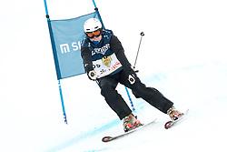 21.01.2017, Hahnenkamm, Kitzbühel, AUT, FIS Weltcup Ski Alpin, KitzCharity Trophy, im Bild Christian Due (UBS 3) // during the KitzCharity Trophy of FIS Ski Alpine World Cup at the Hahnenkamm in Kitzbühel, Austria on 2017/01/21. EXPA Pictures © 2017, PhotoCredit: EXPA/ Serbastian Pucher