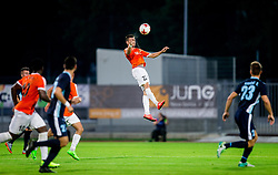 Igor Stanojevic of Shirak during 2nd Leg football match between ND Gorica and FC Shirak in 1st Qualifying Round of UEFA Europa League 2017/18, on July 6, 2017 in Nova Gorica, Slovenia. Photo by Vid Ponikvar / Sportida