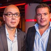 NLD/Amsterdam/20130828- Vara Najaarspresentatie 2013, Frans Klein en Marc Adriani
