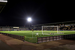 A general view of Burton Albion's Pirelli Stadium - Mandatory by-line: Ryan Crockett/JMP - 17/11/2017 - FOOTBALL - Pirelli Stadium - Burton upon Trent, England - Burton Albion v Sheffield United - Sky Bet Championship