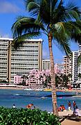 Sheraton Royal Hawaiian Hotel, Waikiki, Hawaii