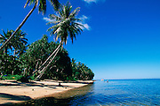 Walung Village, Kosrae, Federated States of Micronesia, Micronesia<br />
