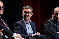 Jerome Creel, a Lyon, lors de la 10eme edition des journees de l economie.