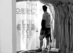 The Brive mascot waits to go out and entertain friends before Brive v Worcester Warriors in the European Challenge Cup - Mandatory by-line: Robbie Stephenson/JMP - 14/01/2017 - RUGBY - Stade Amedee-Domenech - Brive-la-Gaillarde,  - Brive v Worcester Warriors - European Challenge Cup