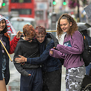 UK Weather: Rainy Weather In London