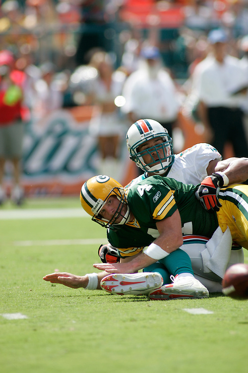 2006 NFL Week 7 - Green Bay Packers @ Miami Dolphins