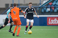 Dundee&rsquo;s Matty Allan - Dundee v Dundee United in the SPFL Development League at Links Park, Montrose. Photo: David Young<br /> <br />  - &copy; David Young - www.davidyoungphoto.co.uk - email: davidyoungphoto@gmail.com