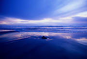 Image of Roads End Beach at Lincoln City, Oregon, Pacific Northwest