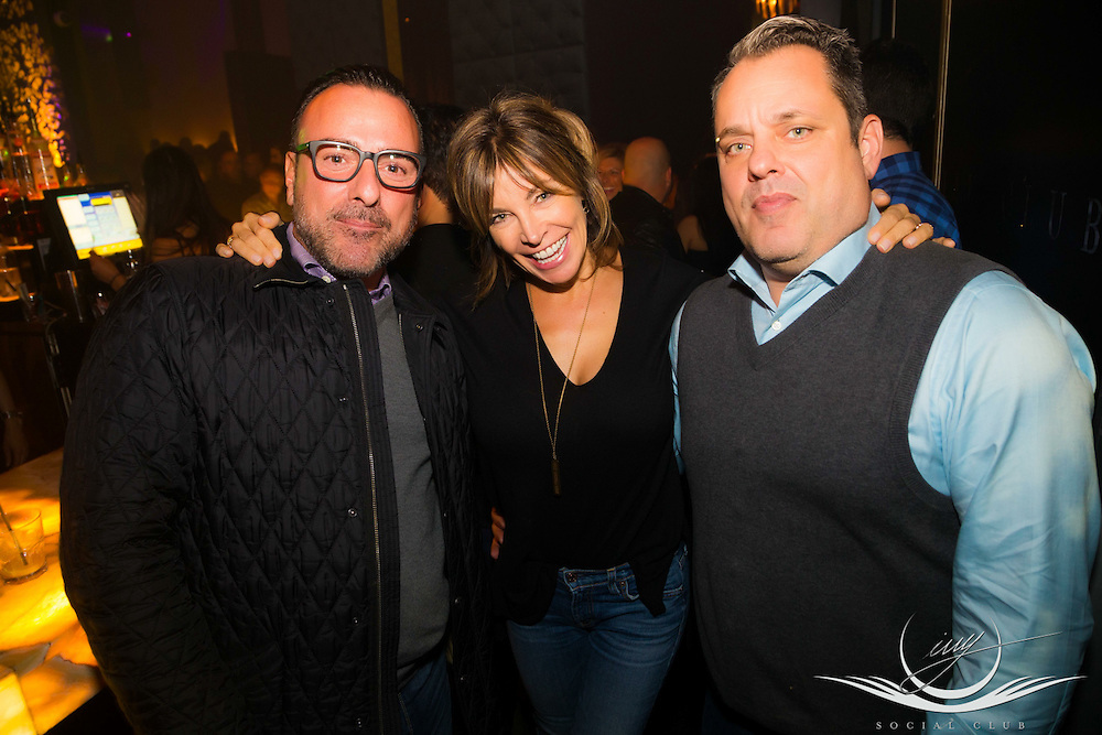 Saturday Oct 17, 2015 @ IVY social club w/djs Andy Warburton (Head Kandi) & Winston Thompson<br />