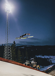11.03.2020, Granasen, Trondheim, NOR, FIS Weltcup Skisprung, Raw Air, Trondheim, Herren, im Bild Kamil Stoch (POL) // Kamil Stoch of Poland during men's 3rd Stage of the Raw Air Series of FIS Ski Jumping World Cup at the Granasen in Trondheim, Norway on 2020/03/11. EXPA Pictures © 2020, PhotoCredit: EXPA/ JFK