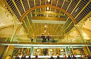 LONDON, ENGLAND..Covent Garden, Royal Opera House. The bar at Vilar Floral Hall..(Photo by Heimo Aga)