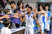 DESCRIZIONE : Eurocup 2015-2016 Last 32 Group N Dinamo Banco di Sardegna Sassari - Cai Zaragoza<br /> GIOCATORE : MarQuez Haynes<br /> CATEGORIA : Postgame Ritratto Esultanza<br /> SQUADRA : Dinamo Banco di Sardegna Sassari<br /> EVENTO : Eurocup 2015-2016<br /> GARA : Dinamo Banco di Sardegna Sassari - Cai Zaragoza<br /> DATA : 27/01/2016<br /> SPORT : Pallacanestro <br /> AUTORE : Agenzia Ciamillo-Castoria/C.Atzori
