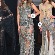 Kesnia Ocheredko is the 2nd winner of the Grand Final MISS USSR UK 2019 at Hilton Hotel Park Lane on 27 April 2019, London, UK.