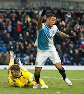 Blackburn Rovers v Stoke City 140215