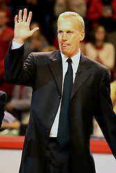 03 February 2007: Doug Collins. In what is locally referred to as the War on Seventy Four, the Bradley Braves defeated the Illinois State University Redbirds 70-62 on Doug Collins Court inside Redbird Arena in Normal Illinois.