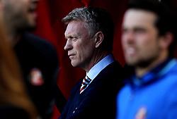 Sunderland manager David Moyes - Mandatory by-line: Robbie Stephenson/JMP - 26/04/2017 - FOOTBALL - Riverside Stadium - Middlesbrough, England - Middlesbrough v Sunderland - Premier League