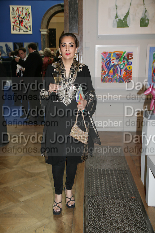MONIKA KAPIL MOHTA HIGH COMMISSIONER OF INDIA, Royal Academy Annual Dinner. Piccadilly. London. 5 June 2007.  -DO NOT ARCHIVE-© Copyright Photograph by Dafydd Jones. 248 Clapham Rd. London SW9 0PZ. Tel 0207 820 0771. www.dafjones.com.