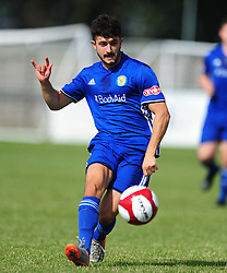 DAN BANNISTER PETERBOROUGH SPORTS  Peterborough Sports v Stafford Rangers FA Cup 1st Qualyfying Round Saturday 2nd September 2017.<br /> Score 3-4 Phot:Mike Capps